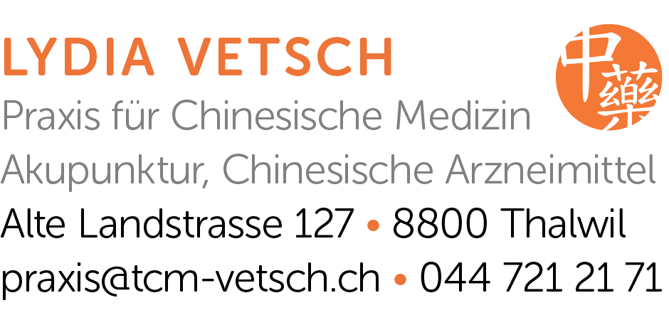 TCM • Traditionelle Chinesische Medizin • Thalwil Logo